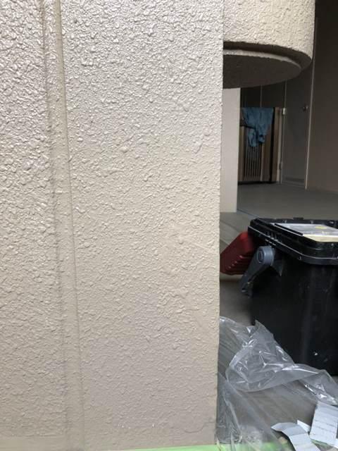 壁補修 完了