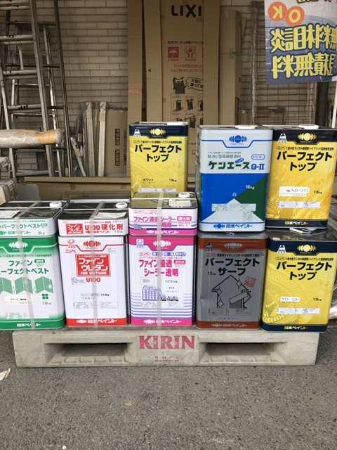 日本ペイント 塗料