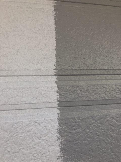 外壁塗り分け