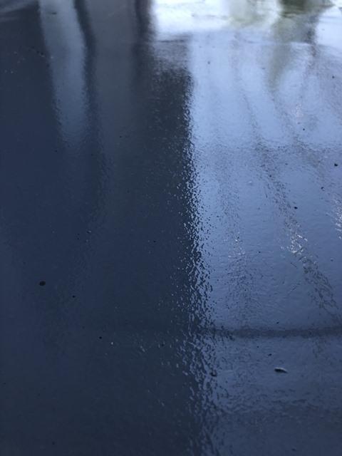 ウレタン塗膜防水 バルコニー