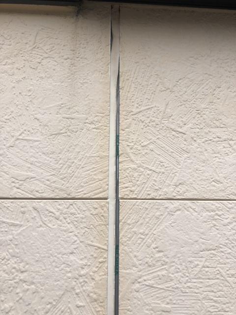 外壁コーキング 剝離