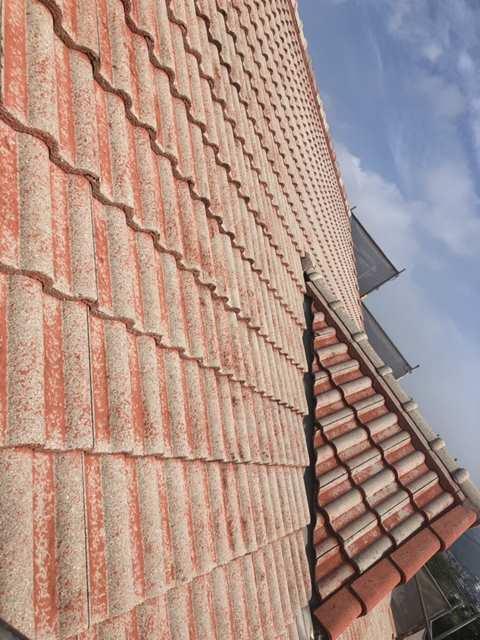 今治市 屋根塗装