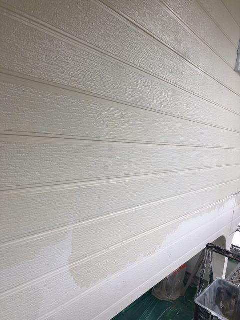 今治外壁下塗り
