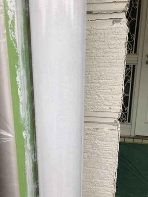 今治 外壁塗装 雨樋塗装
