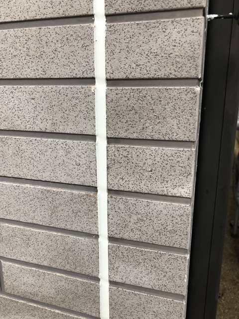 今治市 外壁塗装 コーキング打ち替え