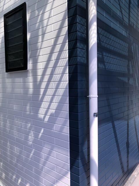今治市 外壁塗装 色分け
